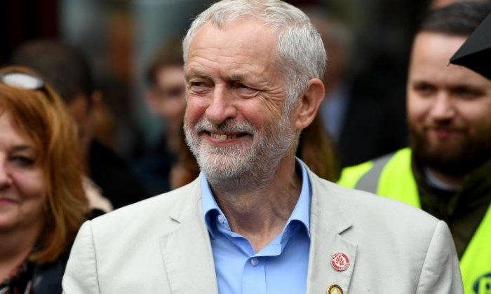 Jeremy Corbyn: 'I wonder what planet Theresa May is on?'
