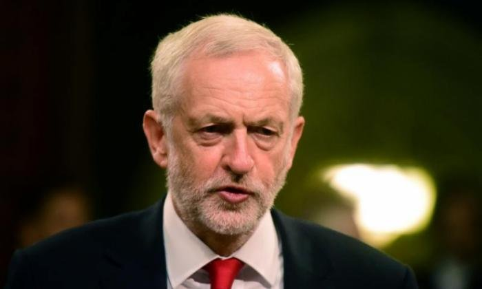 Jeremy Corbyn has hit out at the Royal Mail