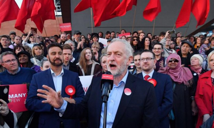 Momentum was founded to support Jeremy Corbyn
