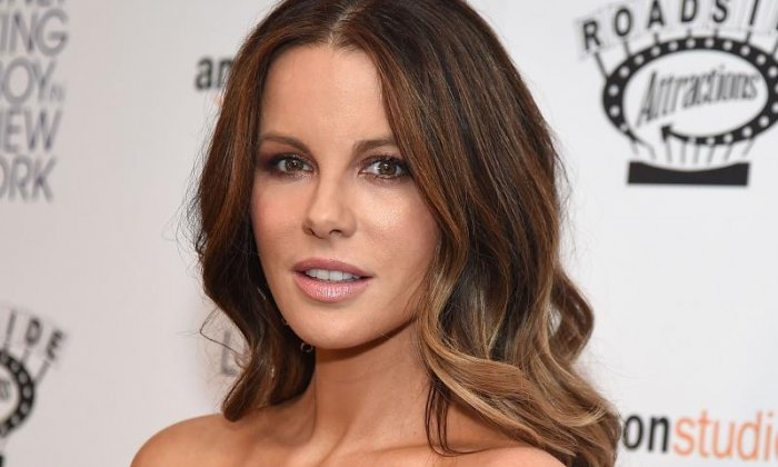 Kate Beckinsale has added her voice to the chorus of condemnation against Harvey Weinstein