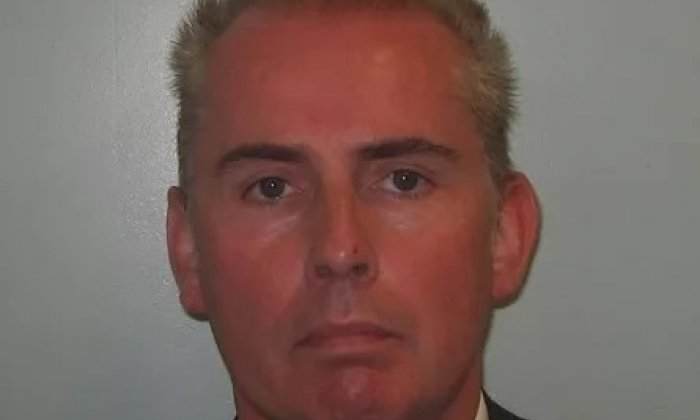 Michael Harrington exploited his position to steal £80,000