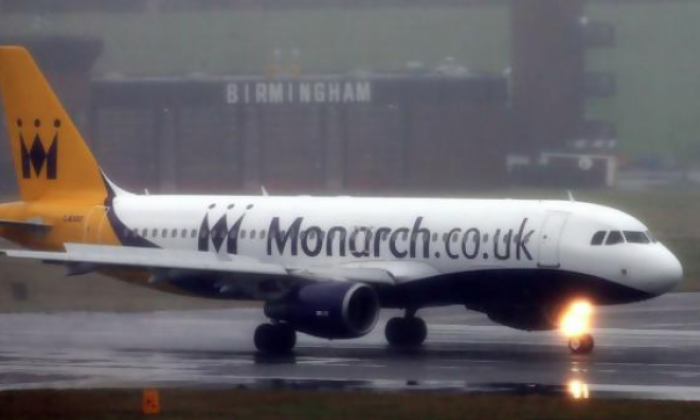 Major effort by Civil Aviation Authority to return UK citizens stranded by Monarch Airlines collapse begins