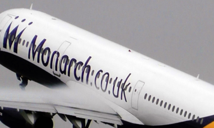 Union claims Monarch workers had to spend money on a hotline to find out they'd lost their jobs