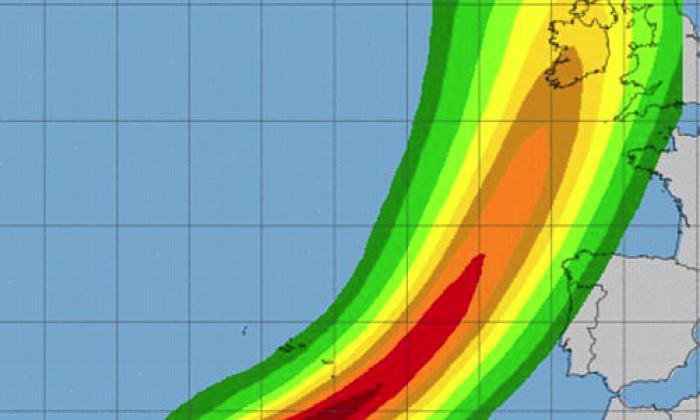 Hurricane Ophelia to hit UK on anniversary of 1987 Great Storm
