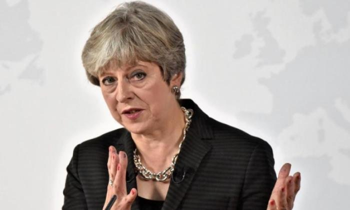 May's speech went from the ridiculous to the even more ridiculous