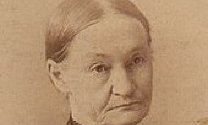 Markle's paternal great-great-great-grandmother Mary Hussey Smith (Credit: Wikipedia)