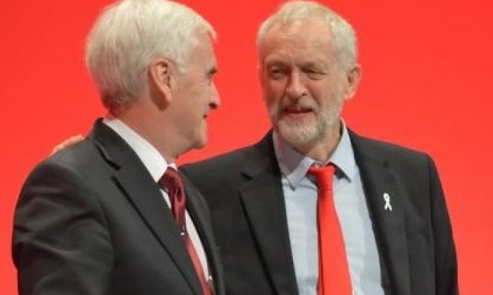 Labour government under Jeremy Corbyn predicted to cost UK £330 billion