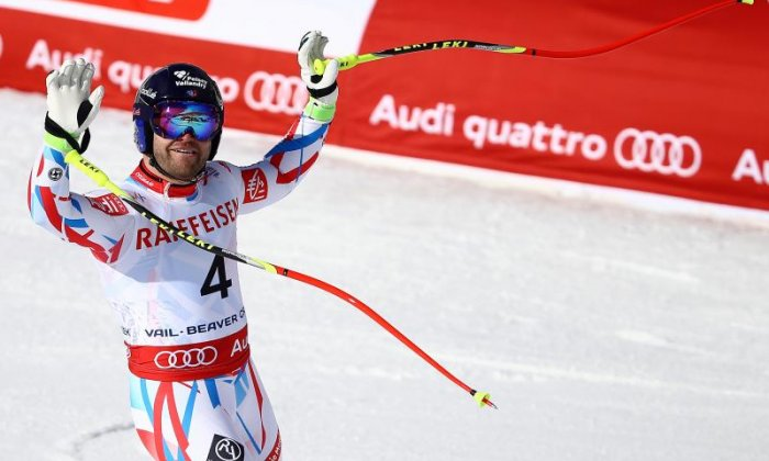French Olympic skier David Poisson dies in training accident in Canada