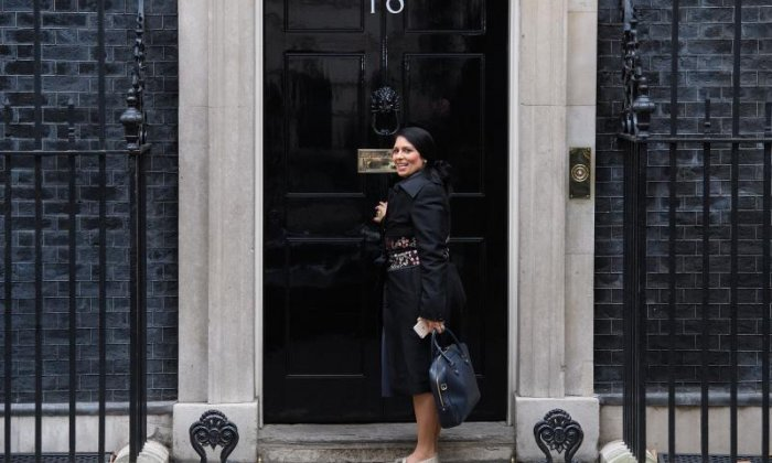 Priti Patel: 'This is something close to a cover up in Number 10', says Jewish Chronicle