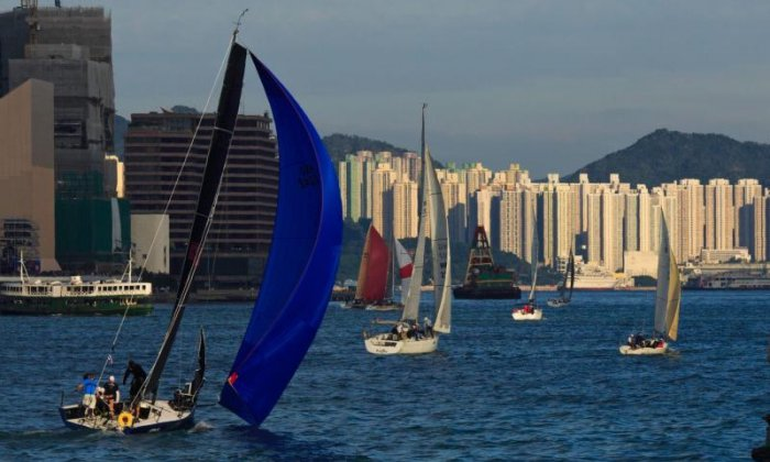 First para-athlete completes Around The Island sailing race in Hong Kong