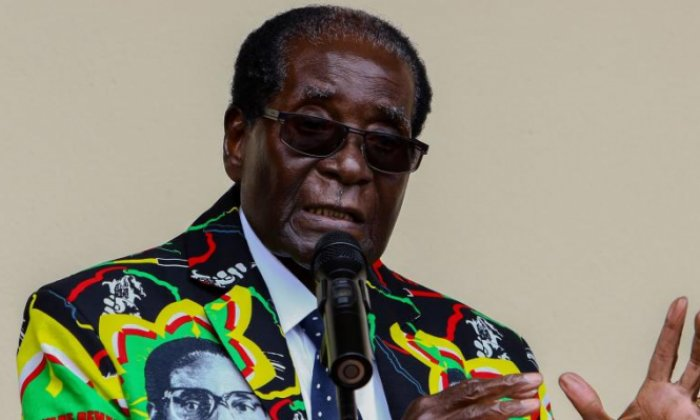 Robert Mugabe resigns as President