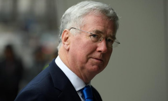 Sir Michael Fallon resigns: 'I don't think this is about him touching my knee and, if it is, it's the most ridiculous resignation of a politician ever' - Julia Hartley-Brewer