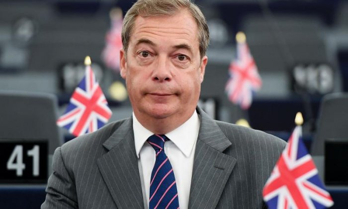 BREAKING: Charity Hope Not Hate wins legal case against Nigel Farage