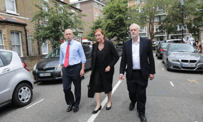 'Jeremy Corbyn's been muted, Emma Dent Coad seems to not be facing any discipline', says Shaun Bailey