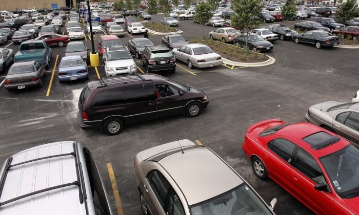 Man remembers where he parked his auto  -- 20 years later