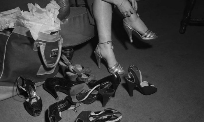 'Sexist and degrading' shoe ad campaign banned