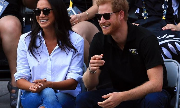 'Meghan Markle makes Prince Harry feel he can get away from pomp and the ceremony'