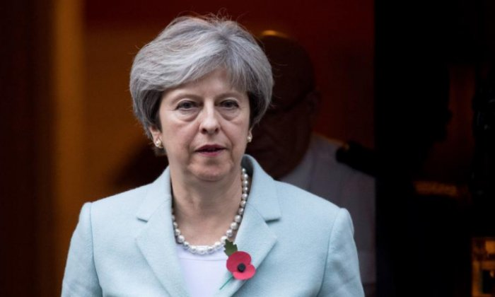UK's Theresa May calls for 'culture of respect' after sexual abuse scandal