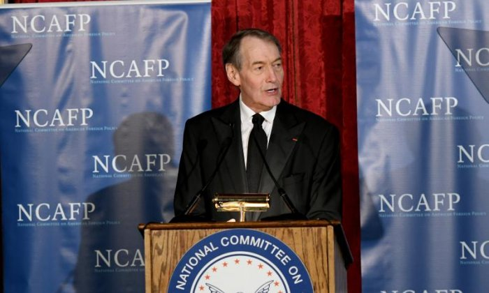 American TV legend Charlie Rose suspended over misconduct allegations