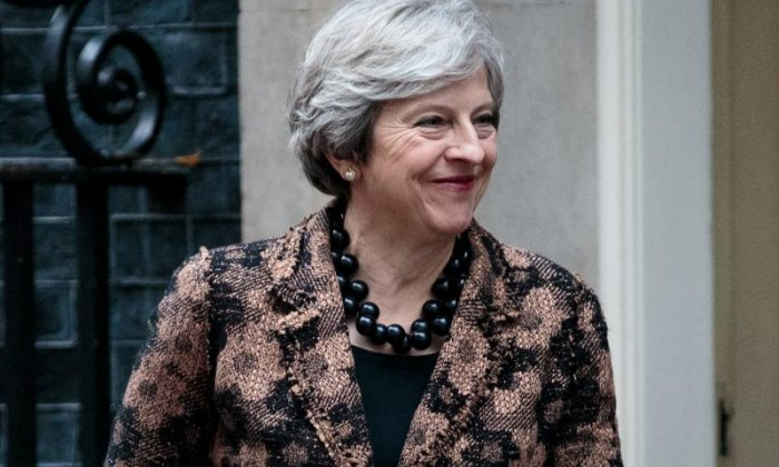 Brexit: Theresa May faces off backbench rebellion as bill passes new test in the House of Commons