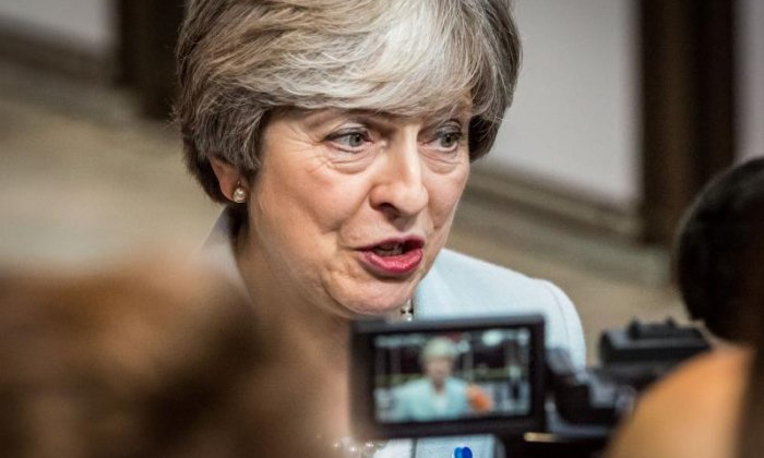 George Galloway accuses Theresa May of 'nourishing terrorism' and blasts Russian fake news campaign