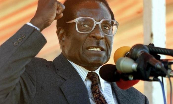 We can't celebrate Mugabe's removal until his successor is confirmed, says Mgcini Nyoni