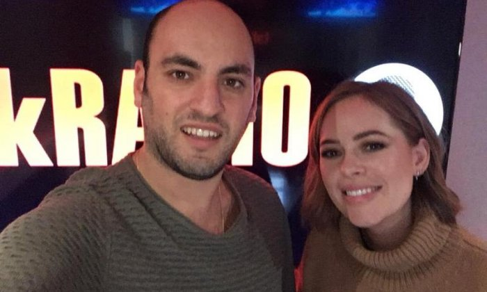 Christmas comes early for vlogger Tanya Burr