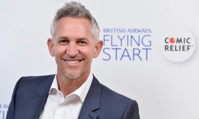 Gary Lineker's tweet received a decidedly mixed response