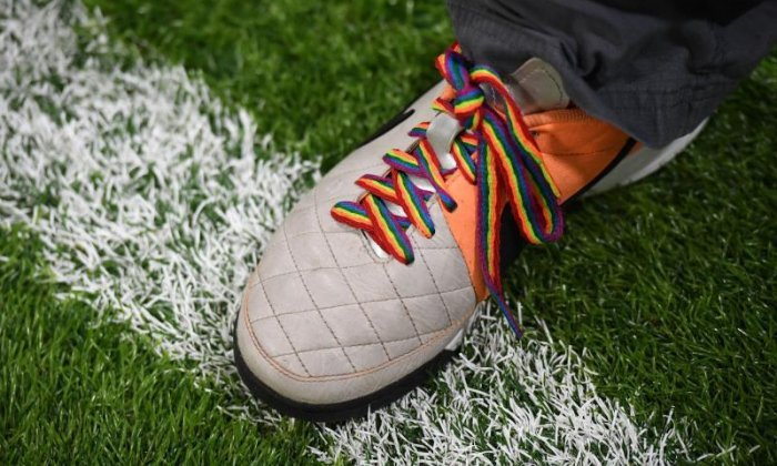 'A message needs to be sent to football fans who hurl homophobic abuse regardless'
