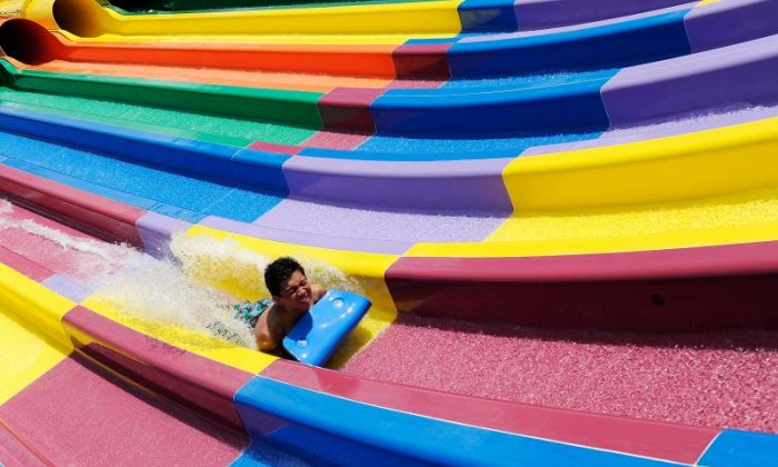 World's longest water slide to be created in Malaysian theme park