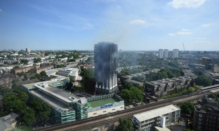 'Government is failing Grenfell Tower fire survivors', says Labour leader Jeremy Corbyn