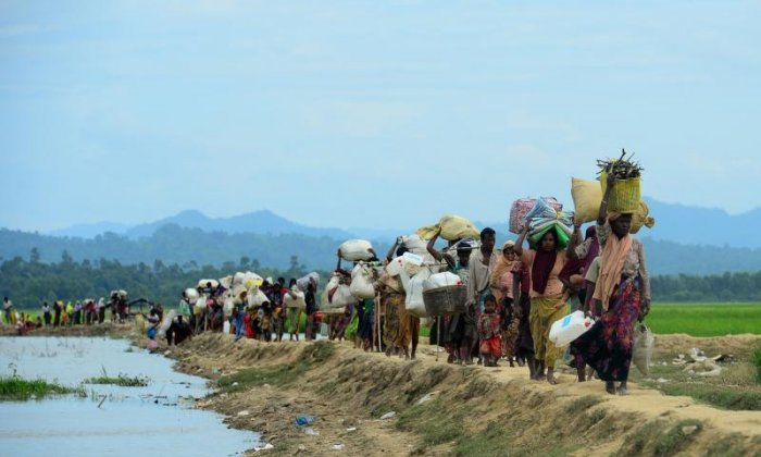 Investigation finds Myanmar's security forces are raping Rohingya women
