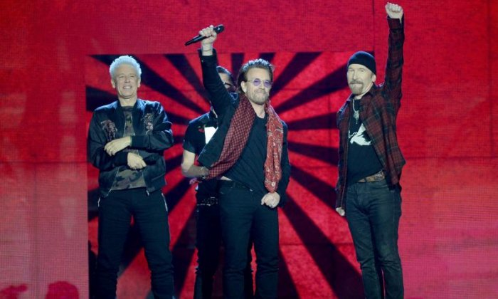 'It was like a relay race' - Steve Lillywhite CBE on producing the new U2 album 'Songs Of Experience'