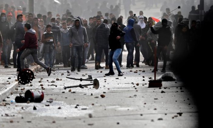 What is an intifada? - Hamas calls for action in response to Donald Trump's decision on Israel