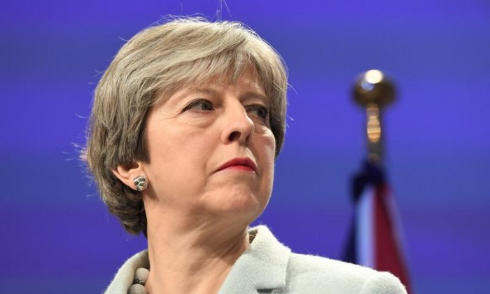Brexiteer Richard Tice says 'Theresa May has capitulated to Michel Barnier and Jean-Claude Juncker'