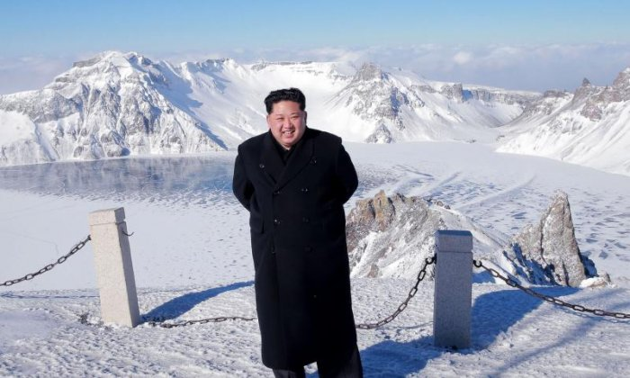 North Korean state media suggests Kim Jong-un can control weather