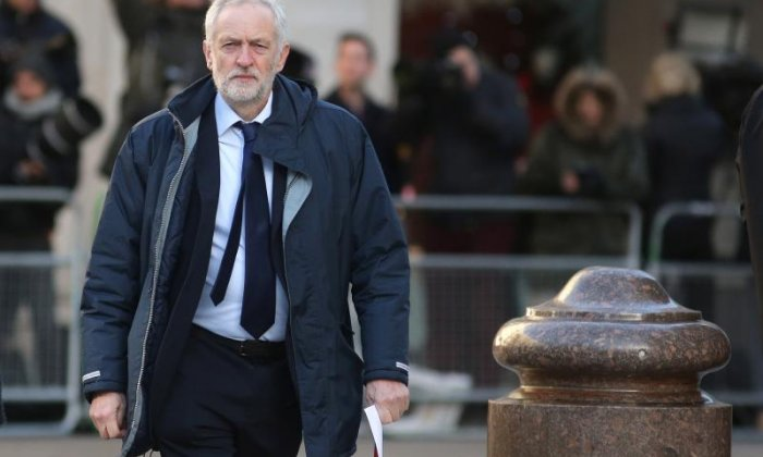 Corbyn has previously spoken out against fracking