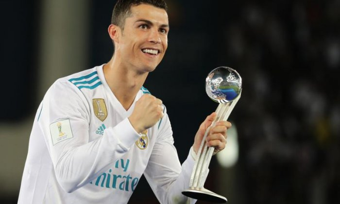 Ronaldo is one of the highest-paid football players in the world