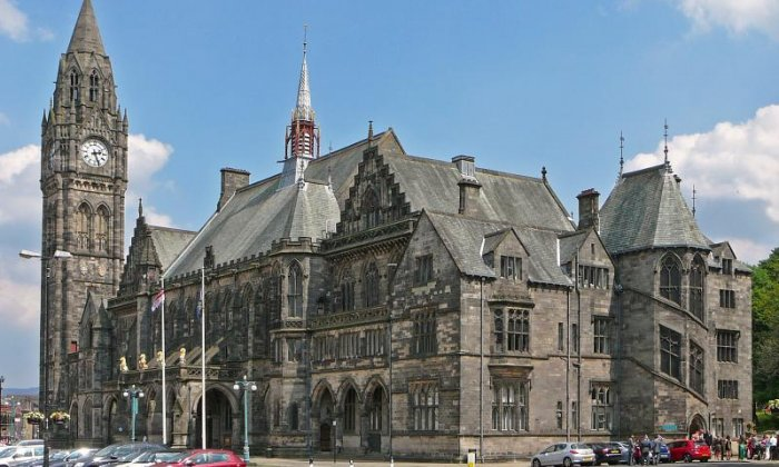 It is alleged that several children were abused at a residential home for boys in Rochdale