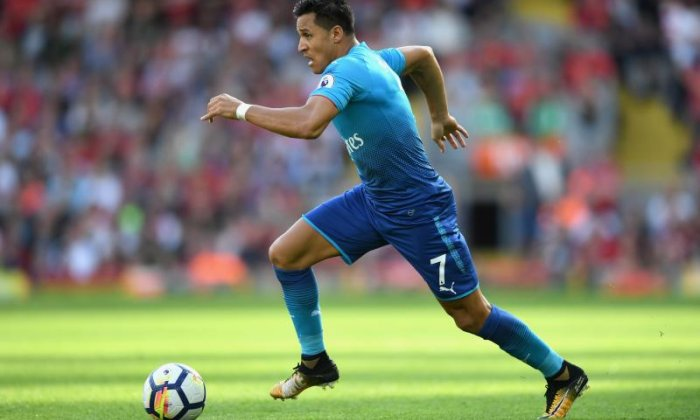 Alexis Sanchez is the subject of a Manchester transfer battle