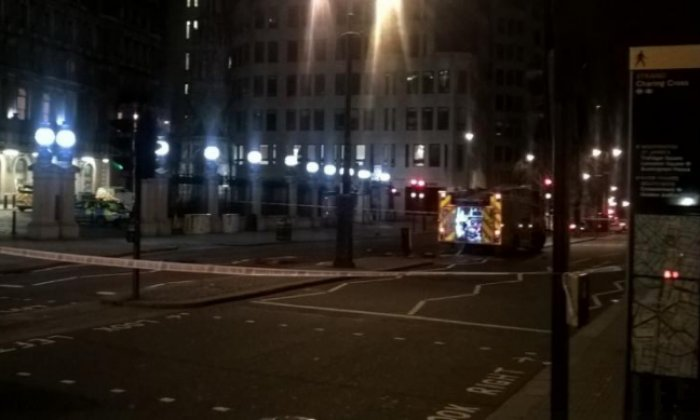 Charing Cross and Waterloo East closed as gas leak prompts evacuation