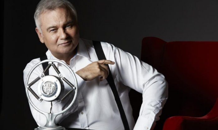 Eamonn Holmes is presenting talkRADIO's Drivetime show
