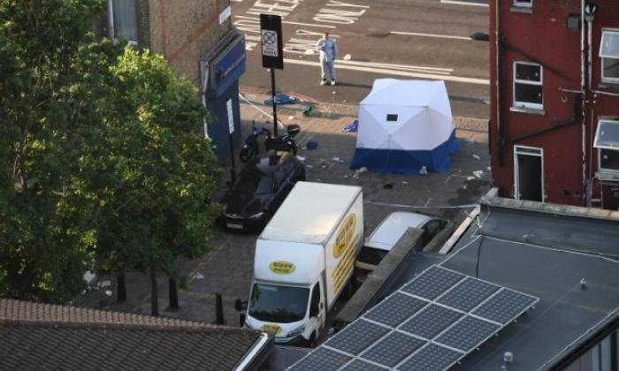 Darren Obsorne has been charged over the Finsbury Park attack