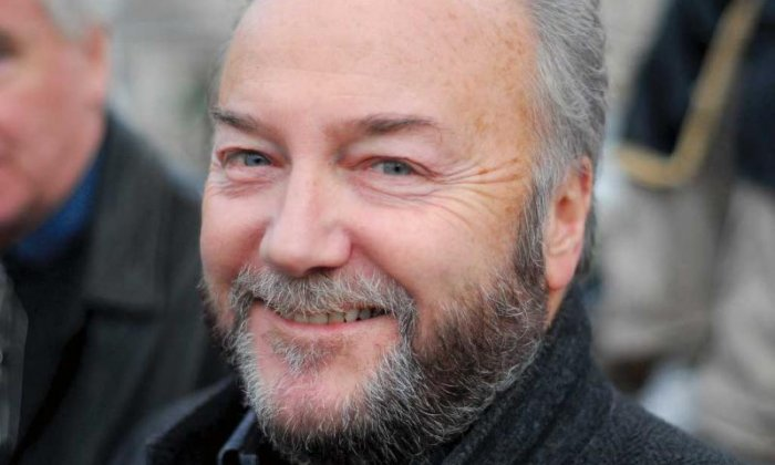 George Galloway condemned Theresa May for her 'five knuckle reshuffle'