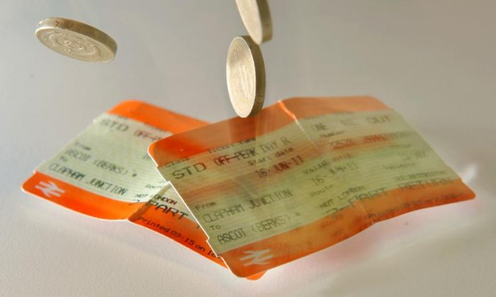 Rail fares: 'It's time Government stopped trying to fleece people'