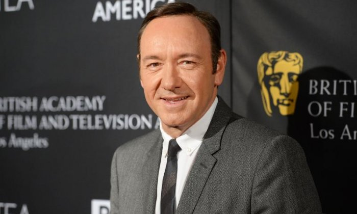 Third sexual assault allegation made against actor Kevin Spacey