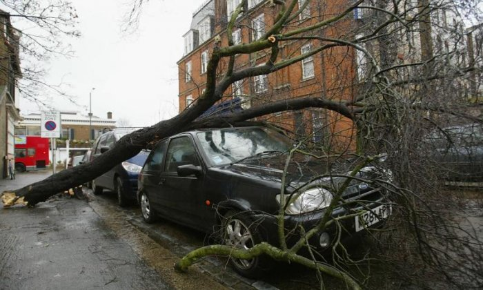 Ten counties affected by the latest weather warning issued by Met Éireann