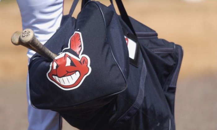 Cleveland Indians baseball team to remove 'racist' Chief Wahoo logo from kit