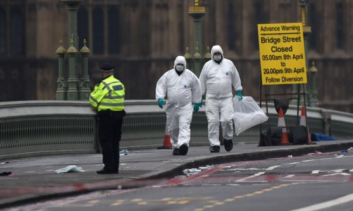 Westminster attacker high on drugs as he drove at pedestrians
