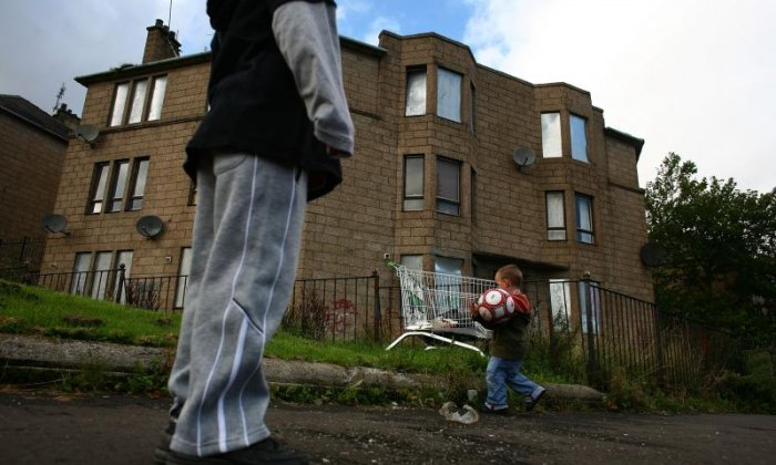 More than half of children in parts of Birmingham living in poverty